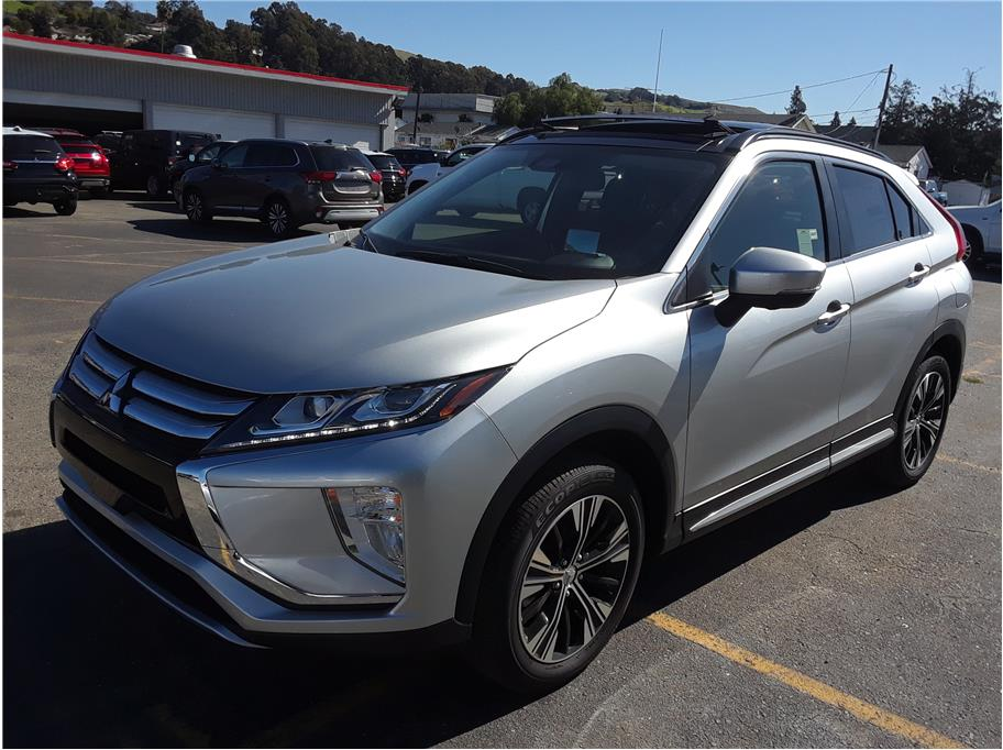 2019 Mitsubishi Eclipse Cross from Hayward Mitsubishi
