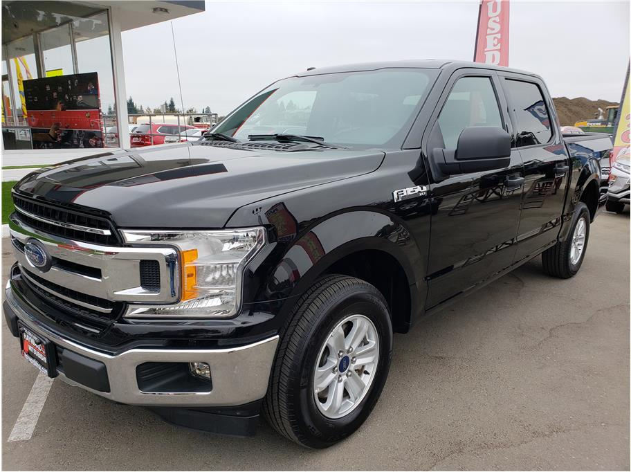 2018 Ford F150 SuperCrew Cab from Hayward Mitsubishi