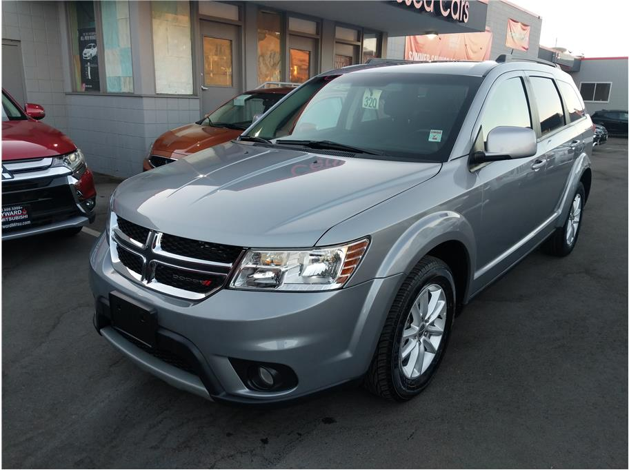 2017 Dodge Journey from Hayward Mitsubishi