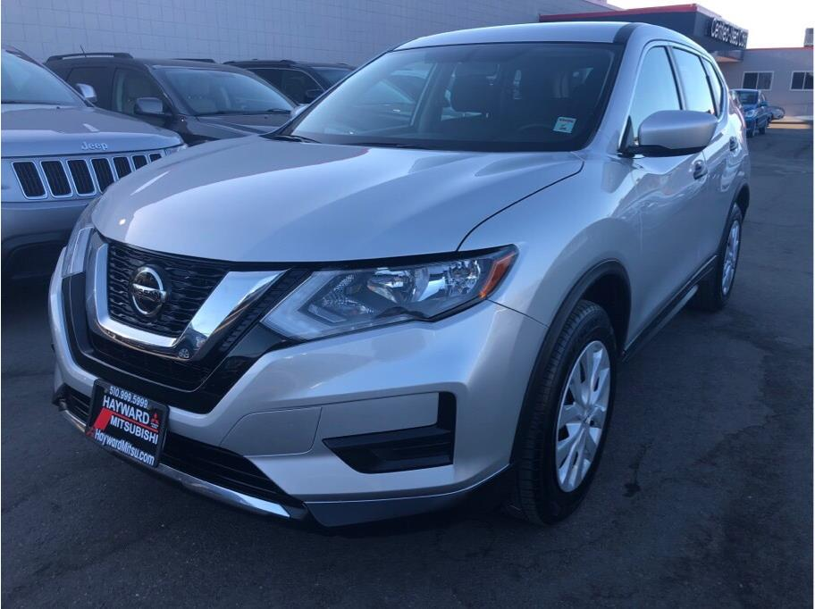 2018 Nissan Rogue from Hayward Mitsubishi