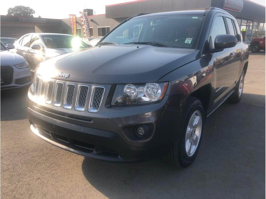 2017 Jeep Compass from Hayward Mitsubishi
