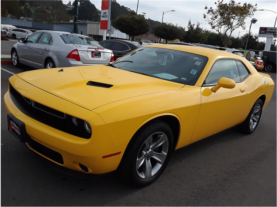 2018 Dodge Challenger from Hayward Mitsubishi