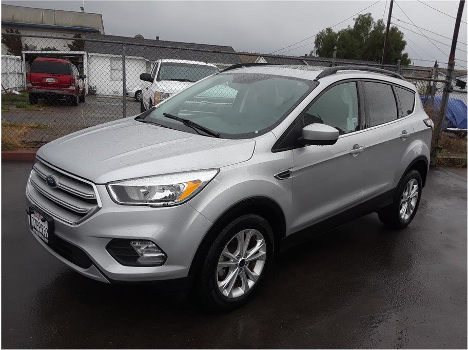 2018 Ford Escape from Hayward Mitsubishi