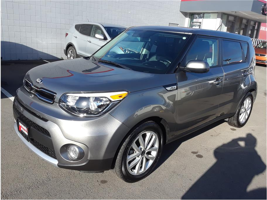 2018 Kia Soul from Hayward Mitsubishi