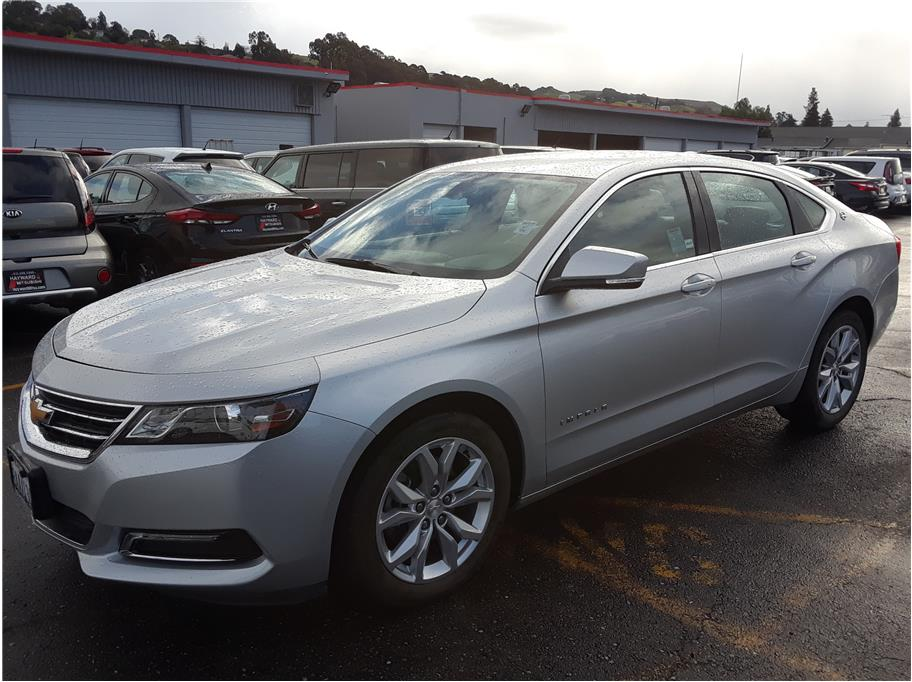 2018 Chevrolet Impala from Hayward Mitsubishi