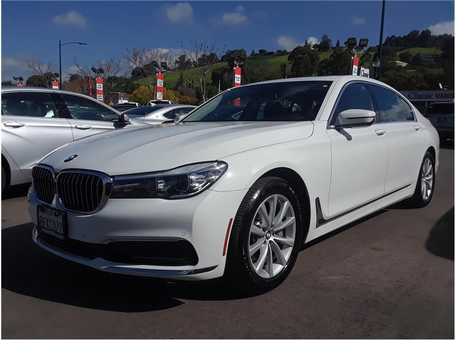 2019 BMW 7 Series from Hayward Mitsubishi