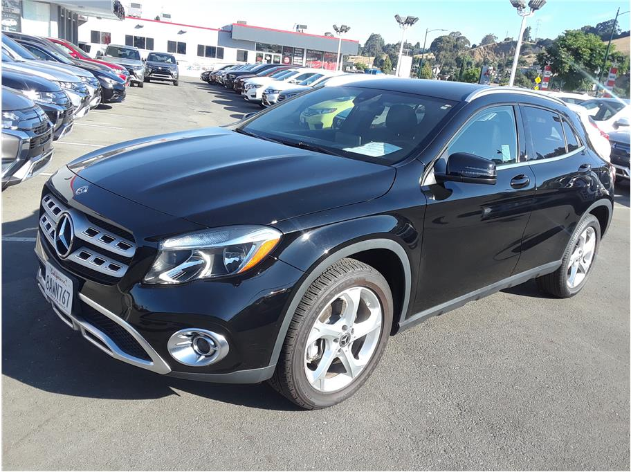 2018 Mercedes-Benz GLA from Hayward Mitsubishi