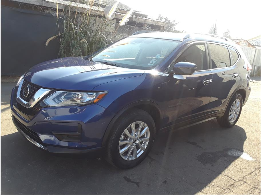 2019 Nissan Rogue from Hayward Mitsubishi