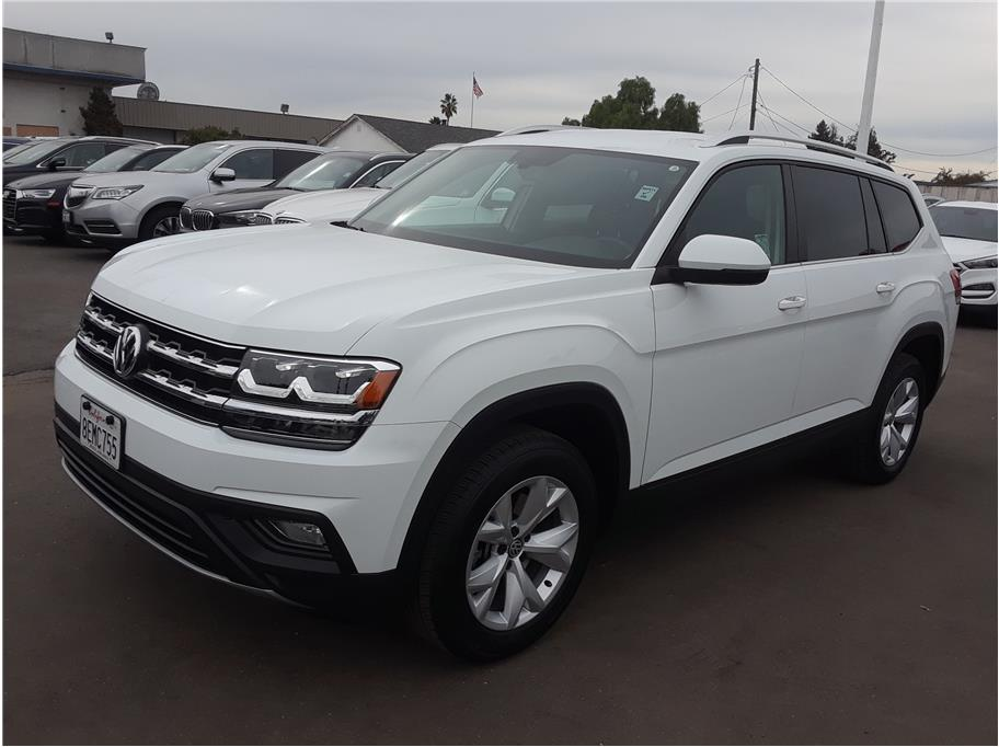 2018 Volkswagen Atlas from Hayward Mitsubishi