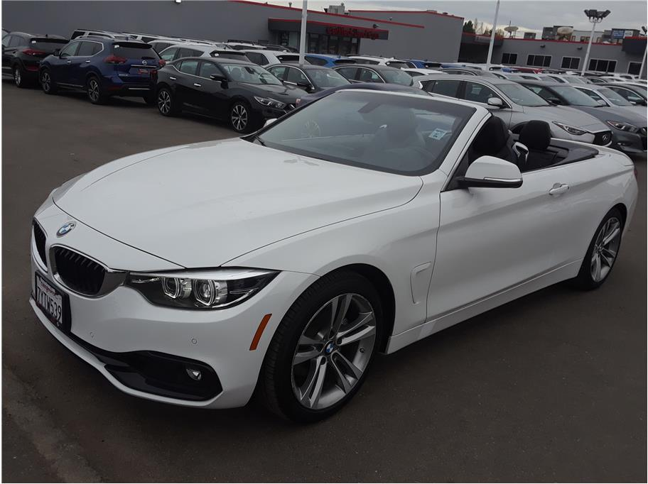 2018 BMW 4 Series from Hayward Mitsubishi