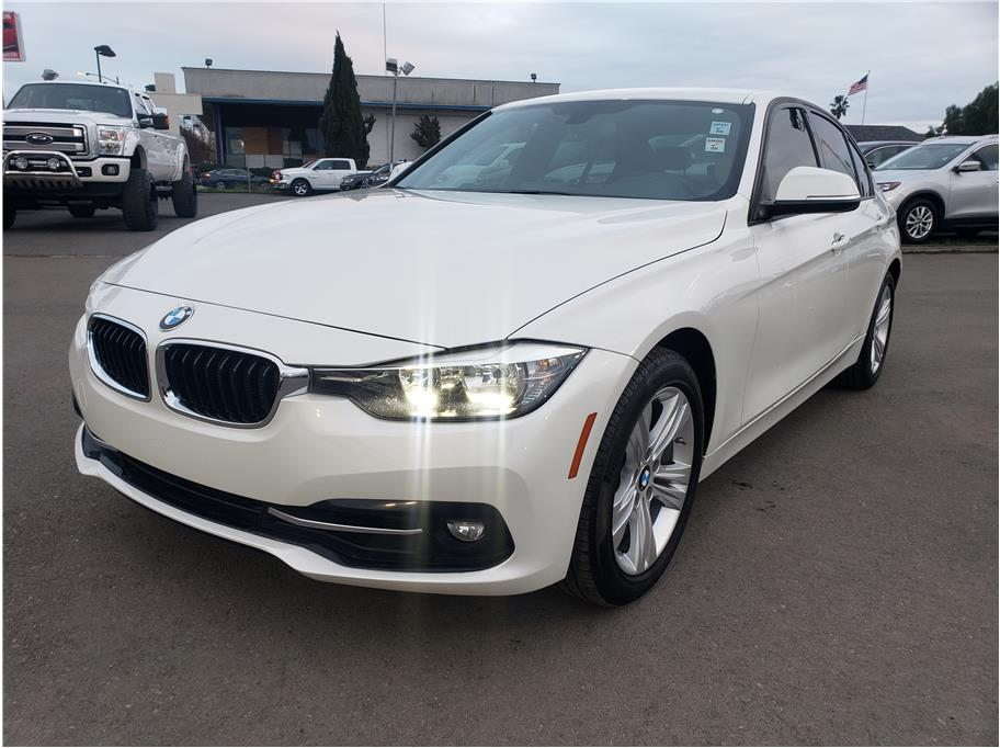 2016 BMW 3 Series from Hayward Mitsubishi