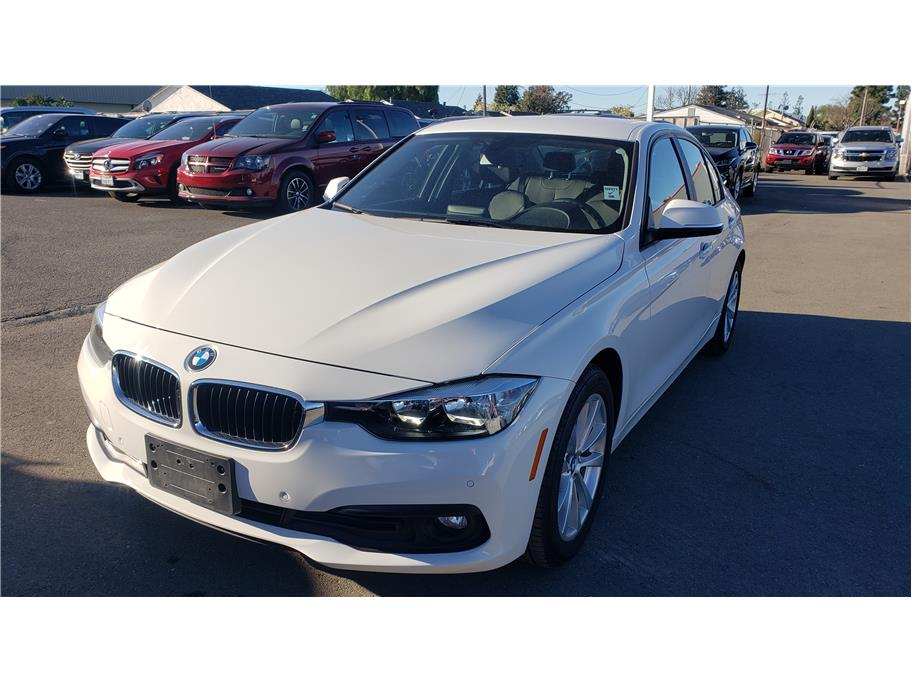 2017 BMW 3 Series from Hayward Mitsubishi