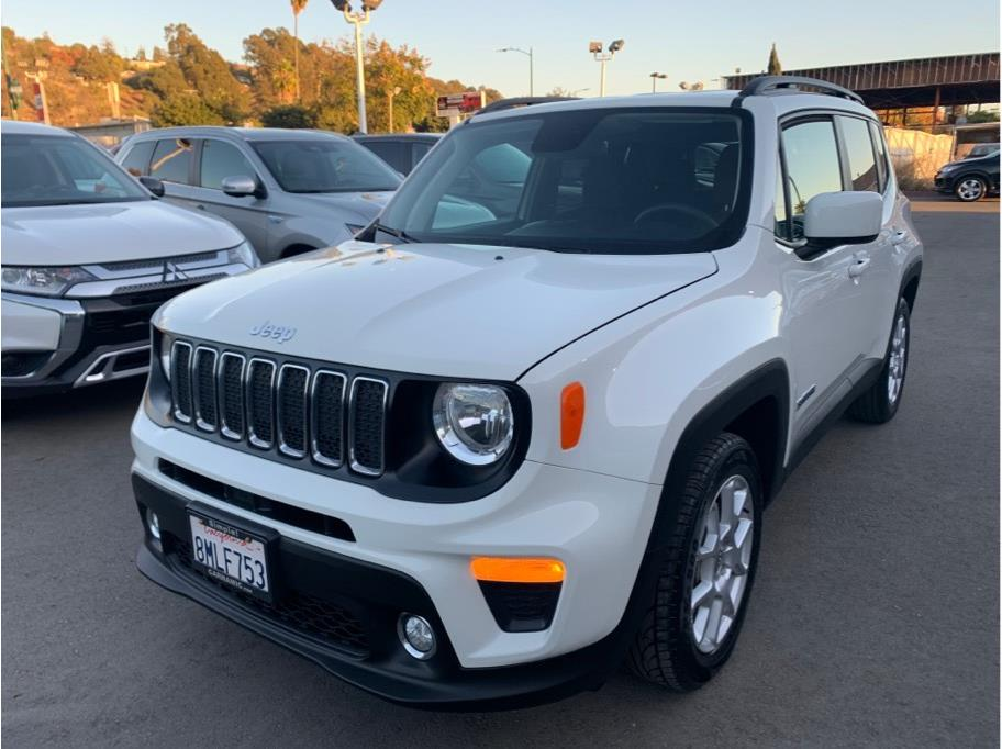 2019 Jeep Renegade from Hayward Mitsubishi