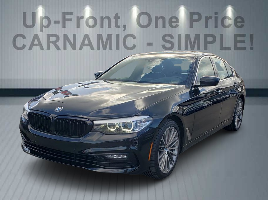 2018 BMW 5 Series from Hayward Mitsubishi