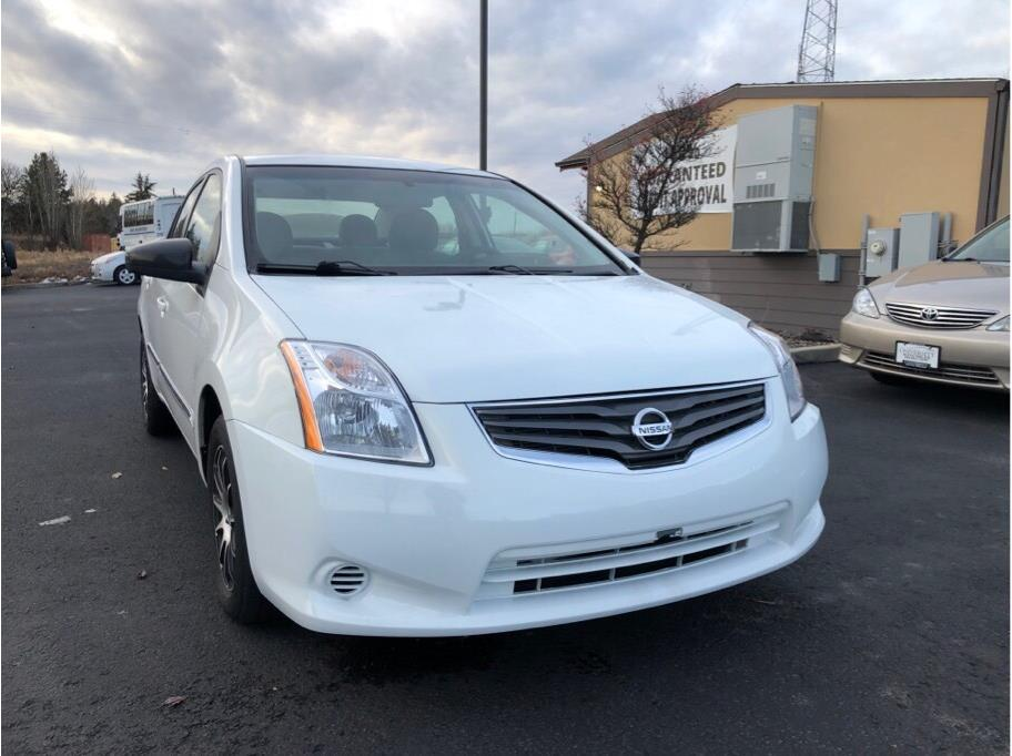 2012 Nissan Sentra from University Auto Sales of Moscow