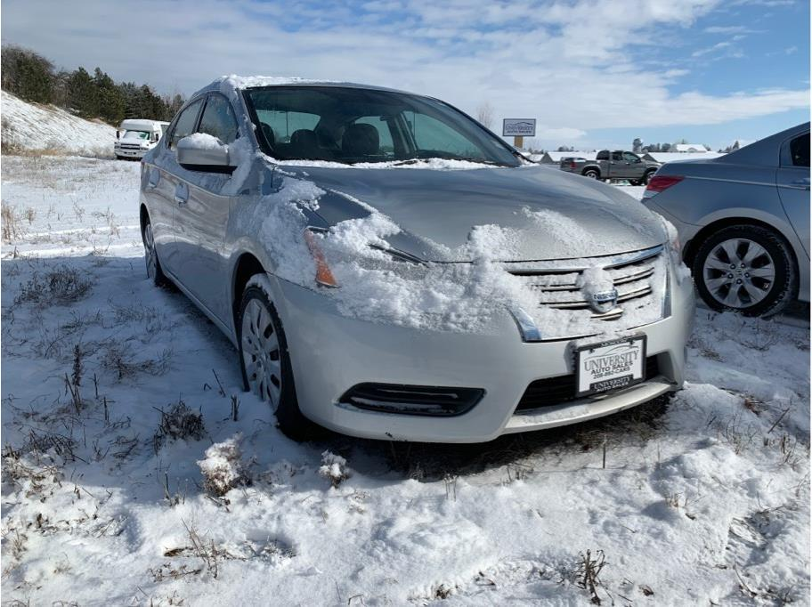 2014 Nissan Sentra from University Auto Sales of Moscow