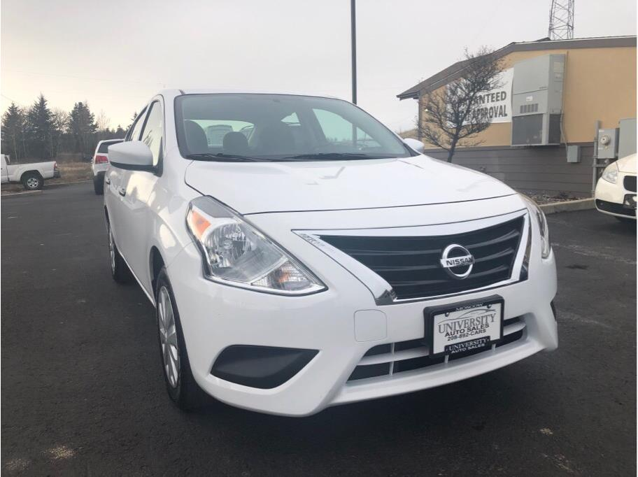 2017 Nissan Versa from University Auto Sales of Moscow