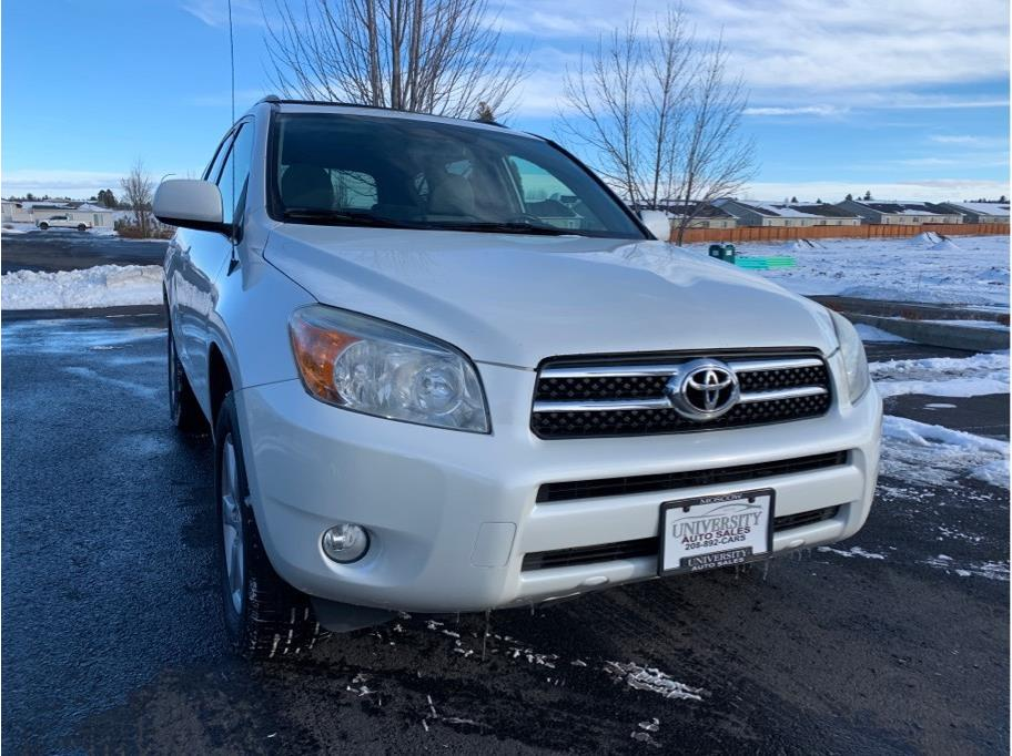 2008 Toyota RAV4 from University Auto Sales of Moscow