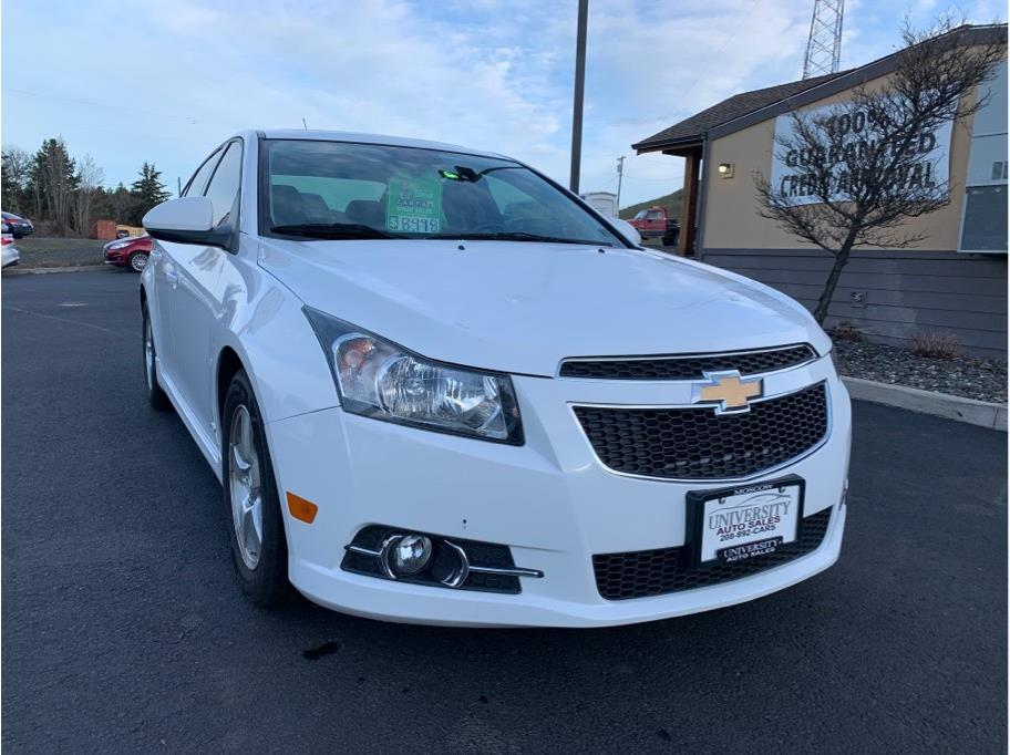 2013 Chevrolet Cruze from University Auto Sales of Moscow