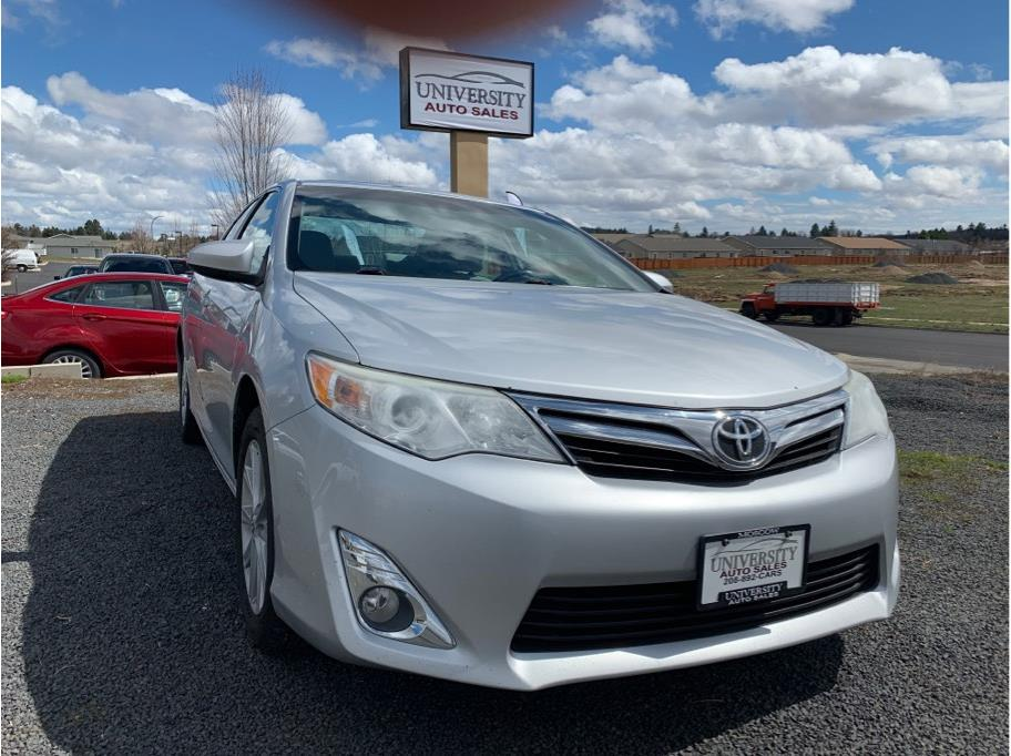 2012 Toyota Camry from University Auto Sales of Moscow