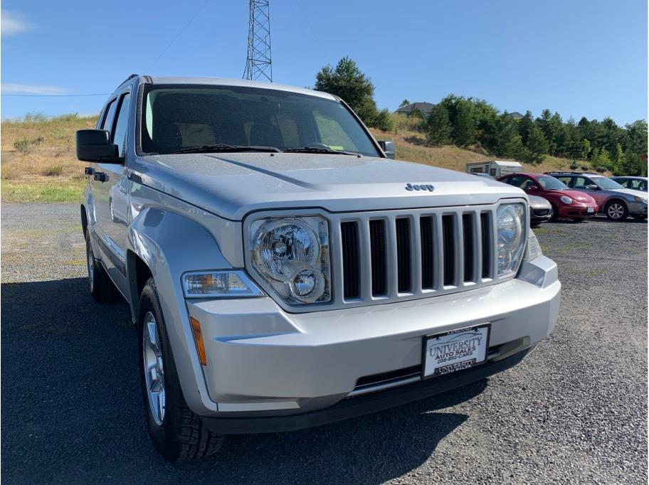 2011 Jeep Liberty from University Auto Sales of Moscow