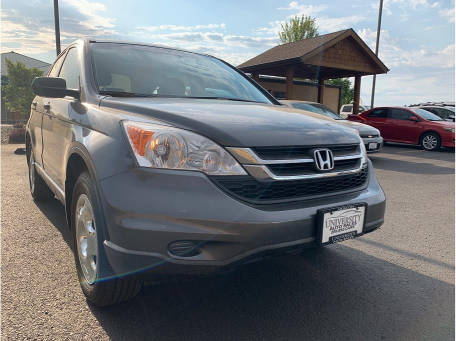 2010 Honda CR-V from University Auto Sales of Moscow