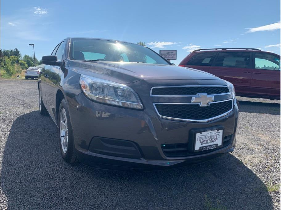 2013 Chevrolet Malibu from University Auto Sales of Moscow