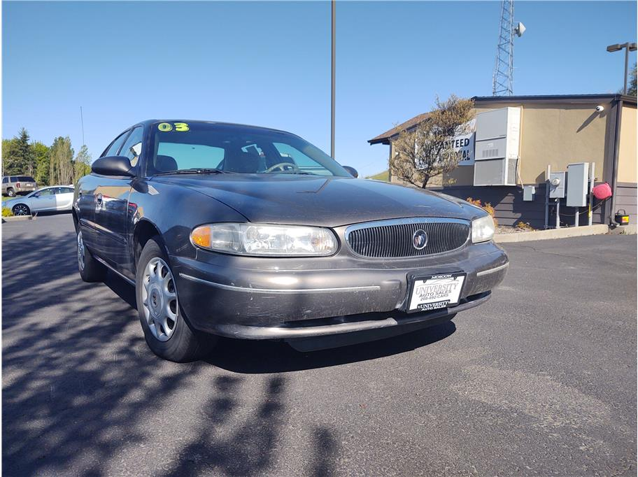 2003 Buick Century from University Auto Sales of Lewiston