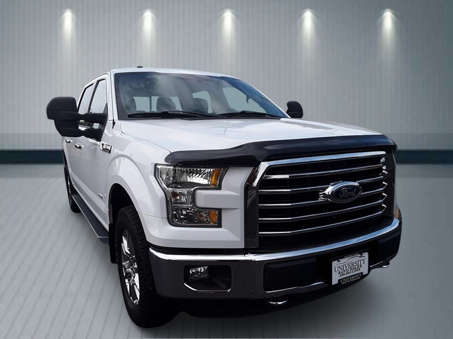 2015 Ford F150 SuperCrew Cab from University Auto Sales of Moscow