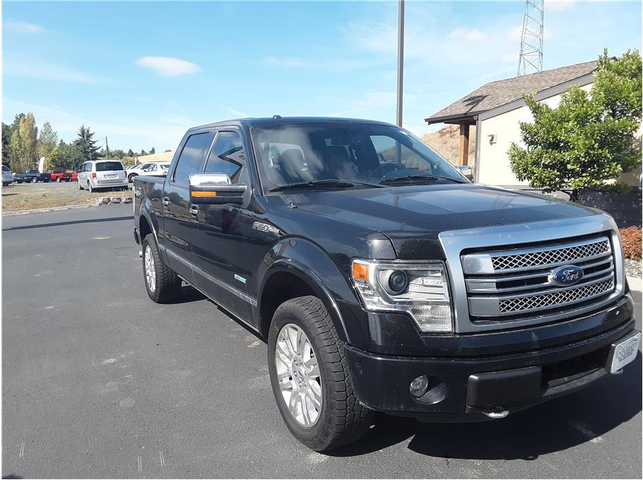 2014 Ford F150 SuperCrew Cab from University Auto Sales of Moscow