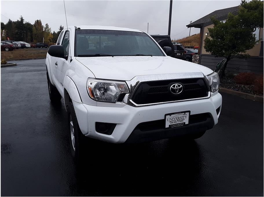 2012 Toyota Tacoma Access Cab from University Auto Sales of Moscow