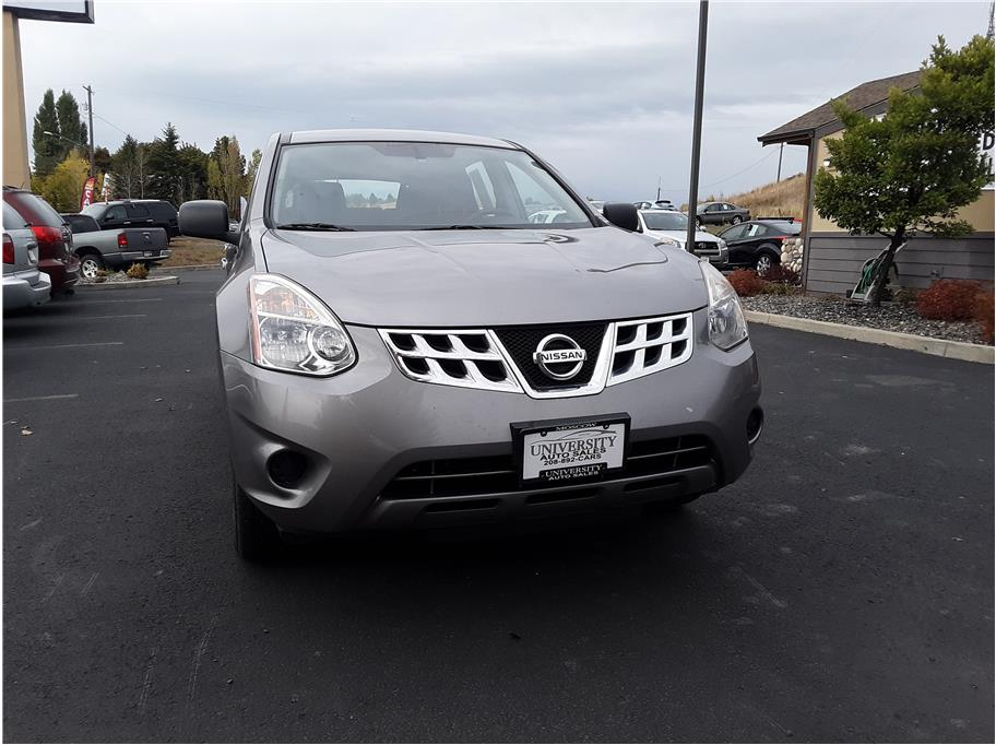 2013 Nissan Rogue from University Auto Sales of Moscow