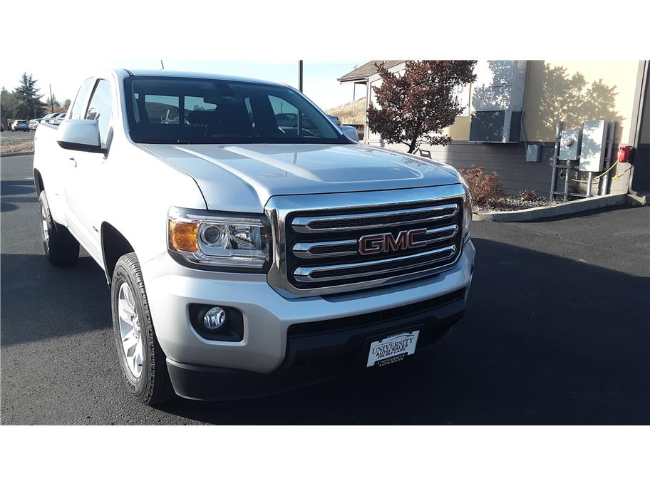 2016 GMC Canyon Extended Cab from University Auto Sales of Moscow