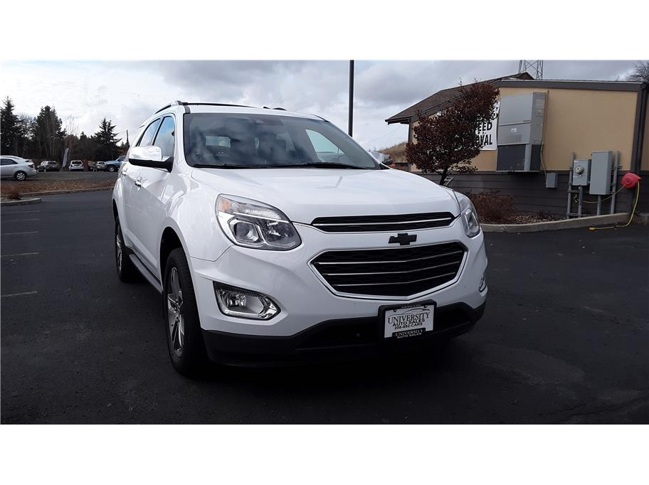 2016 Chevrolet Equinox from University Auto Sales of Moscow
