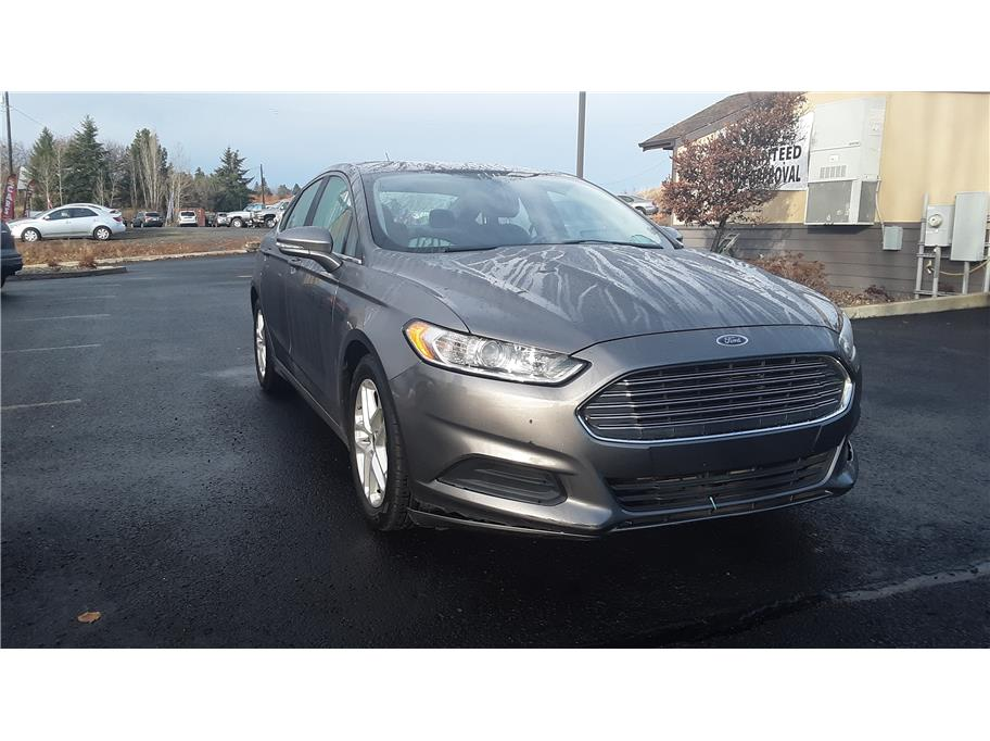 2013 Ford Fusion from University Auto Sales of Moscow