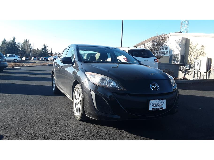 2011 Mazda MAZDA3 from University Auto Sales of Moscow