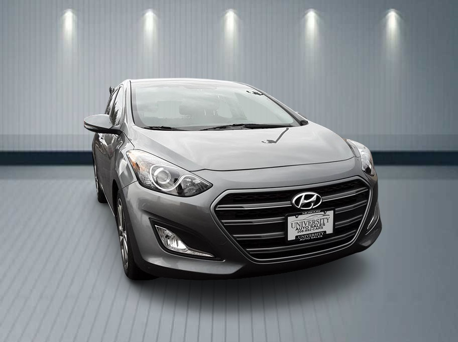 2016 Hyundai Elantra GT from University Auto Sales of Moscow