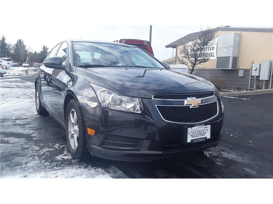 2014 Chevrolet Cruze from University Auto Sales of Moscow