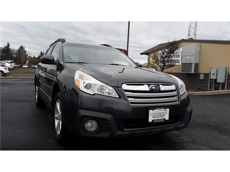 2013 Subaru Outback from University Auto Sales of Moscow