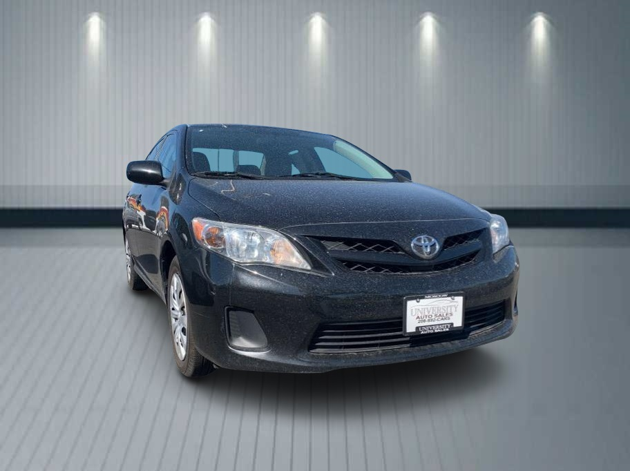 2012 Toyota Corolla from University Auto Sales of Moscow