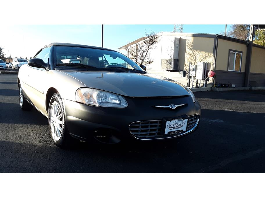 2003 Chrysler Sebring from University Auto Sales of Lewiston