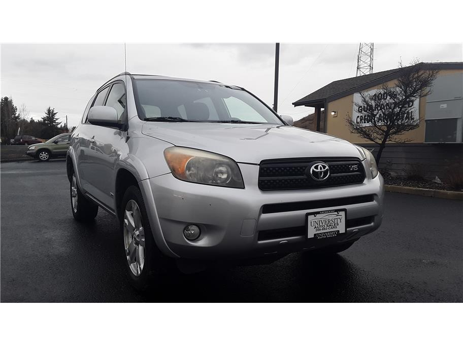 2006 Toyota RAV4 from University Auto Sales of Lewiston