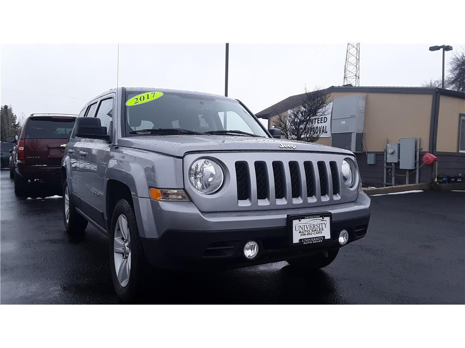 2017 Jeep Patriot from University Auto Sales of Moscow