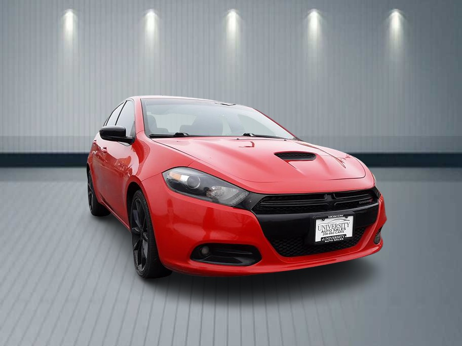 2016 Dodge Dart from University Auto Sales of Moscow