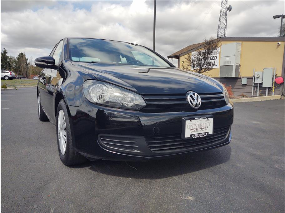2011 Volkswagen Golf from University Auto Sales of Moscow