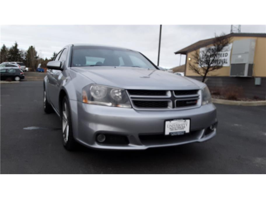 2014 Dodge Avenger from University Auto Sales of Moscow