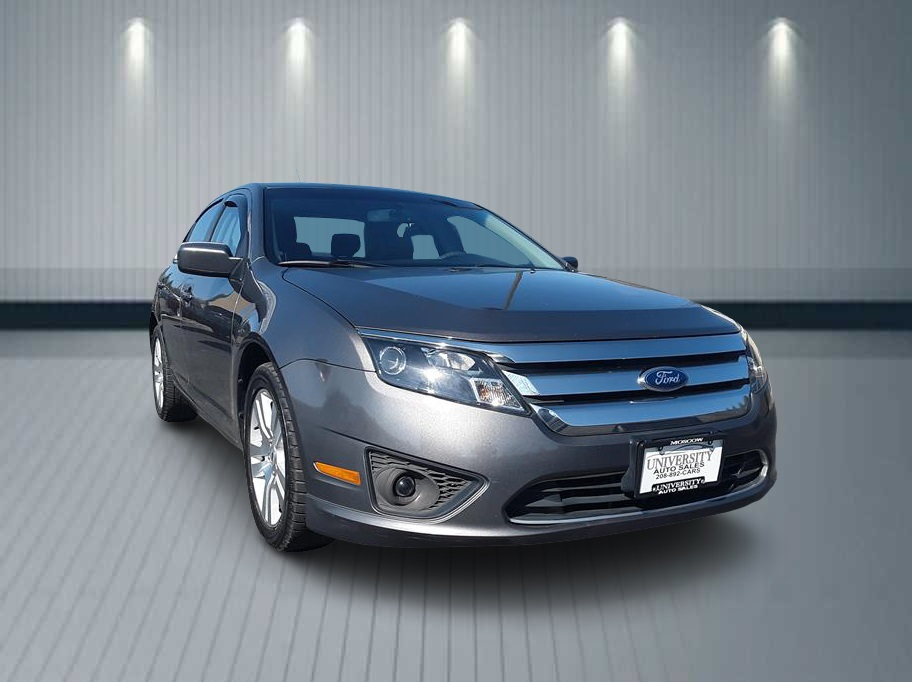 2012 Ford Fusion from University Auto Sales of Moscow