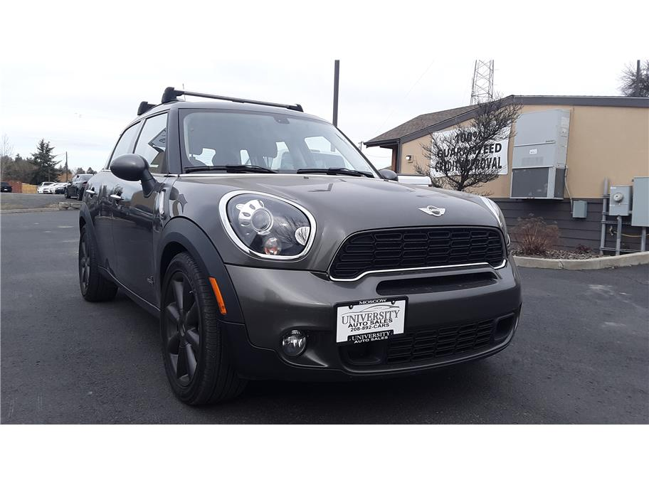 2012 MINI Countryman from University Auto Sales of Moscow