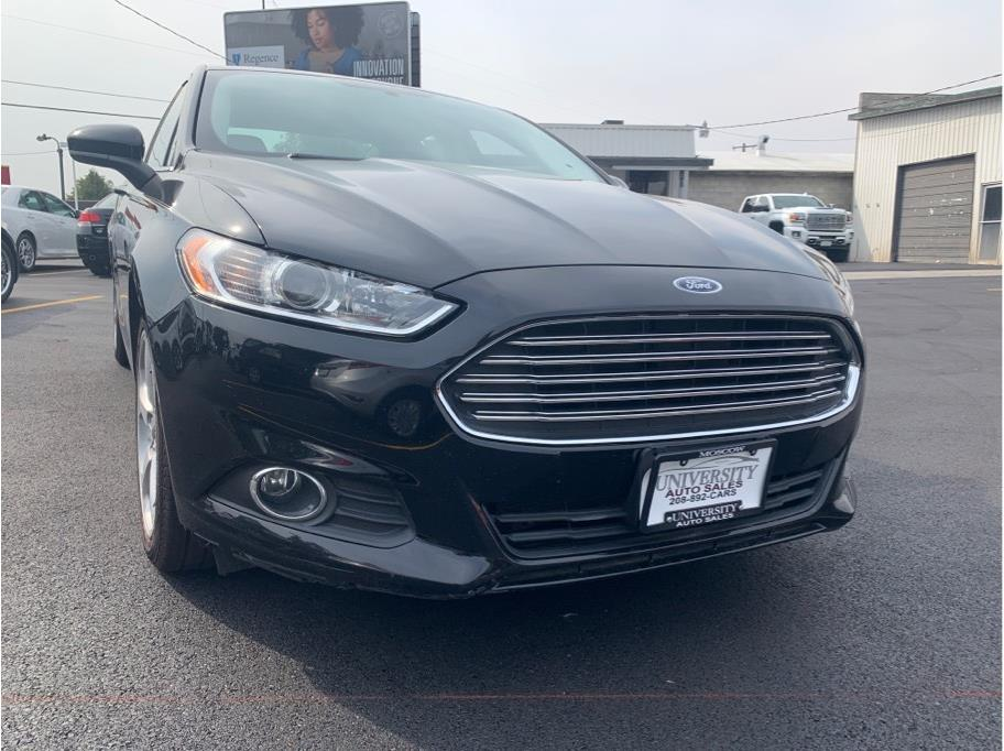 2016 Ford Fusion from University Auto Sales of Lewiston