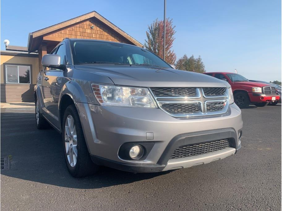 2016 Dodge Journey from University Auto Sales of Lewiston